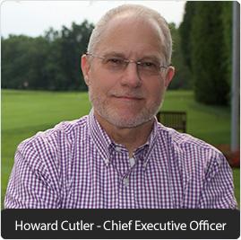 CEO Howard Cutler